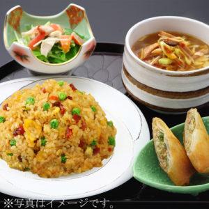 五目炒飯セット 980円/1人前