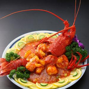 中華海鮮料理イメージ