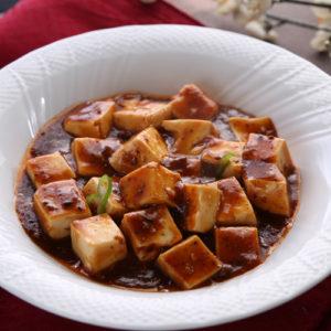 豆腐料理人気NO1! 麻婆豆腐