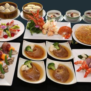 中華宴会フルコース