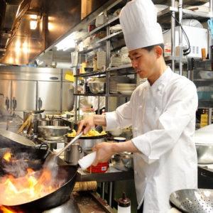料理人画像
